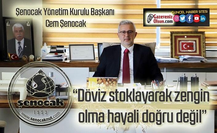 Şenocak Gıda Anadolu 500 Araştırması'nda