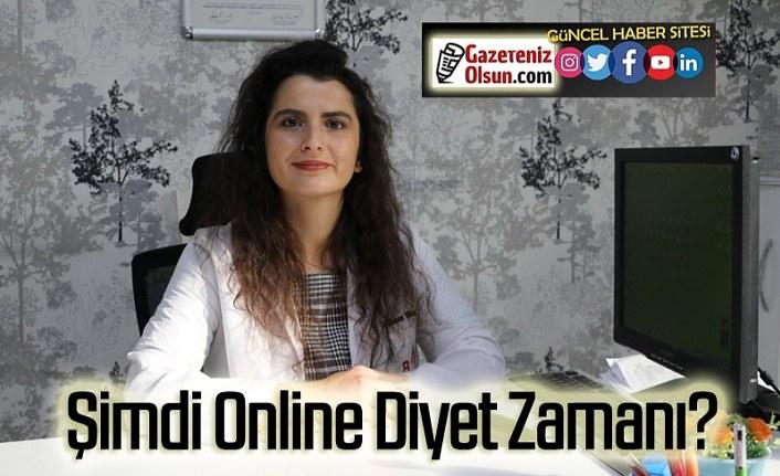 Şimdi Online Diyet Zamanı? - Sağlık Haberleri