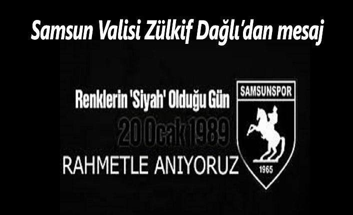 20 Ocak 1989 Samsunspor Tarihinin Unutulmaz Acısı
