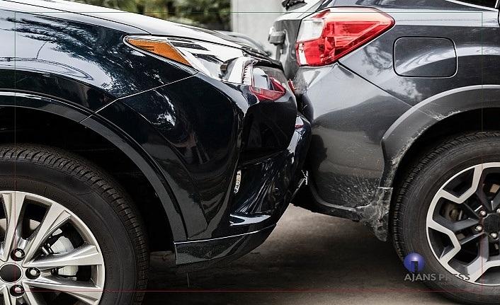 2020 yılında kaç araç kazası meydana geldi?