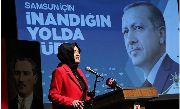 AK Parti Samsun İl Kadın Kolları yönetim kurulu üyeleri listesi - 2021