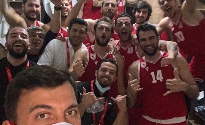 Akhisar Belediye Basketbol - Samsunspor Basketbol : 88 - 90