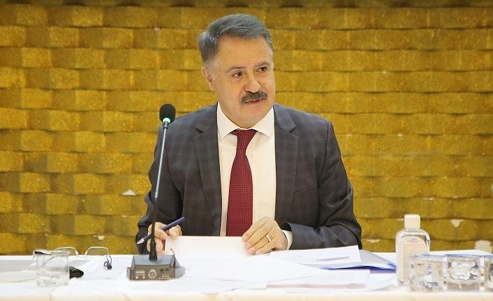Atakum Belediye Meclisi 2021 yılının ilk toplantısını yaptı