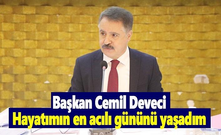 Atakum Belediye Meclisi Demir ve Türk'ü dua ve saygı duruşu ile andı