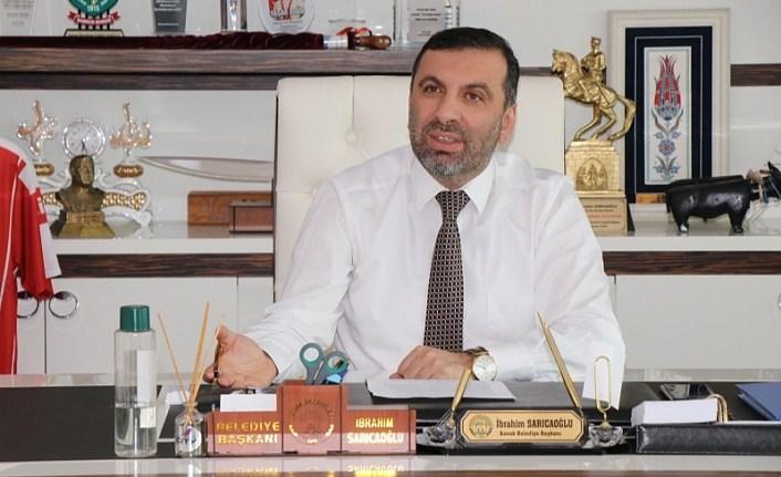 Başkan Sarıcaoğlu gazetecileri kutladı - 10 Ocak 2021