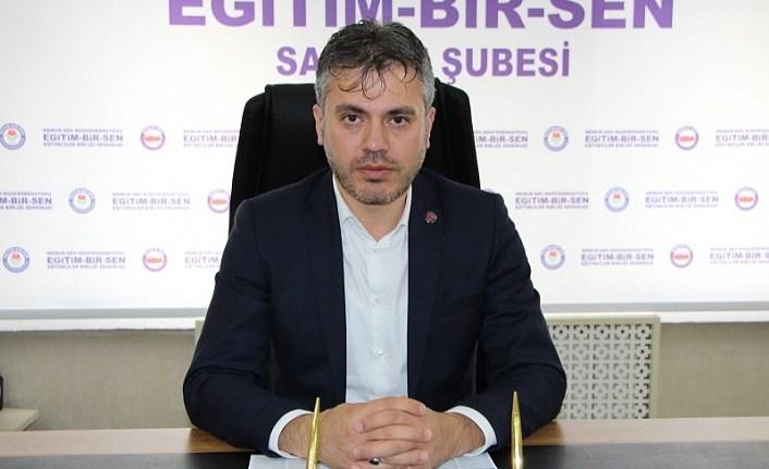 Başkan Yıldız'dan seyyanen zam talebi