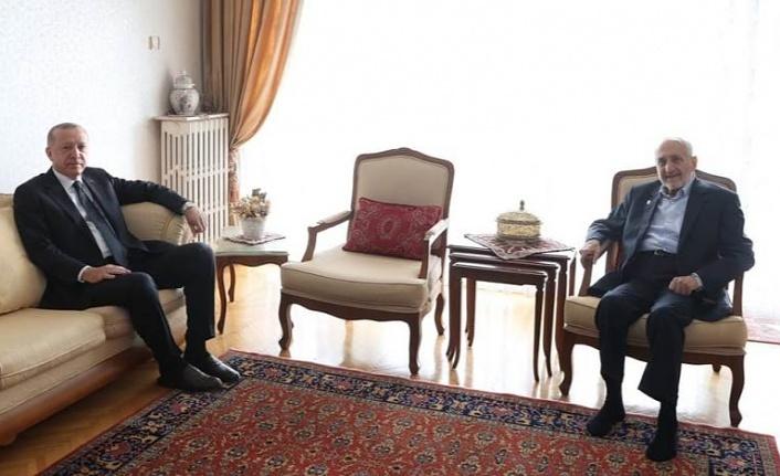 Cumhurbaşkanı Erdoğan, Asiltürk'ü ziyaret etti, Oğuzhan Asiltürk kimdir?