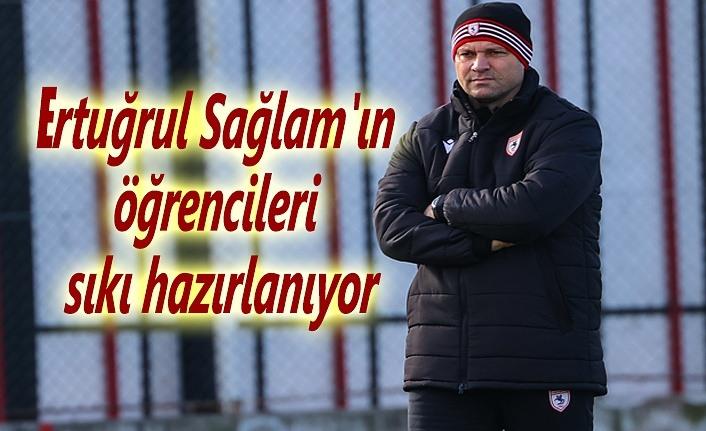Ertuğrul Sağlam: Süper Lig'e çıkmak istiyorsak kendi sahamızda fire vermememiz gerekiyor
