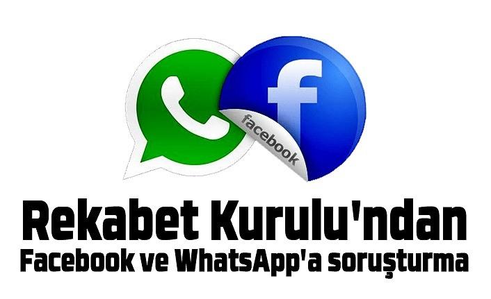 Facebook ve WhatsApp'a soruşturma açıldı mı? Rekabet Kurulu'ndan WhatsApp açıklaması