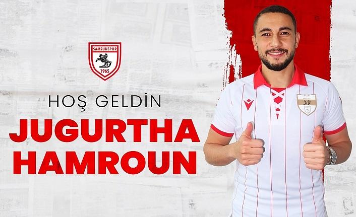 Jugurtha Hamroun Yılport Samsunspor'da, Jugurtha Hamroun kimdir?
