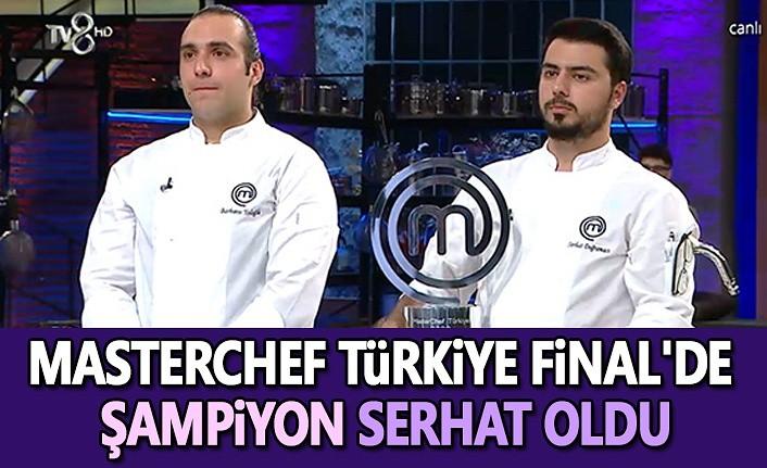 Masterchef Türkiye Şampiyonu Kim Oldu!
