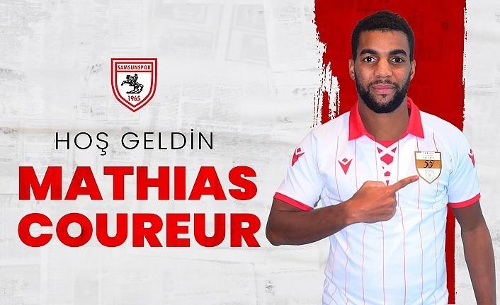 Mathias Coureur Yılport Samsunspor'da, Mathias Coureur kimdir?