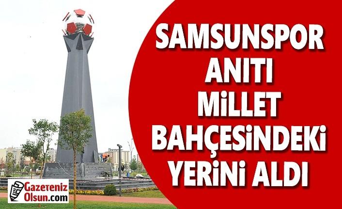 Samsunspor Anıtı açılıyor