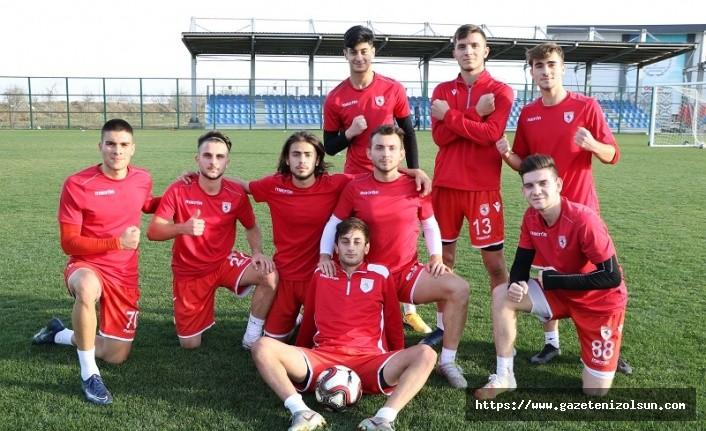 Samsunspor U19 hazırlıklara başladı