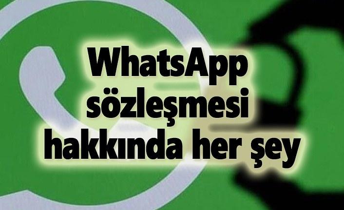 WhatsApp sözleşmesi nedir? WhatsApp Sözleşme nasıl iptal edilir? WhatsApp'ı silen kullanıcılar hangi uygulamaya yöneldi?
