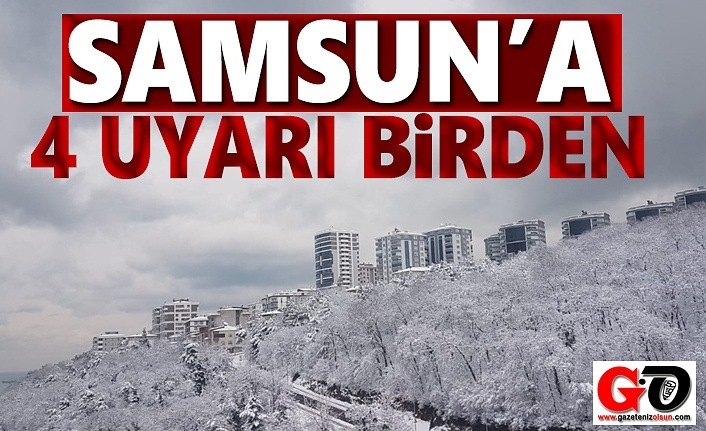 19 Şubat Samsun Hava Durumu, Samsun'a Don Uyarısı