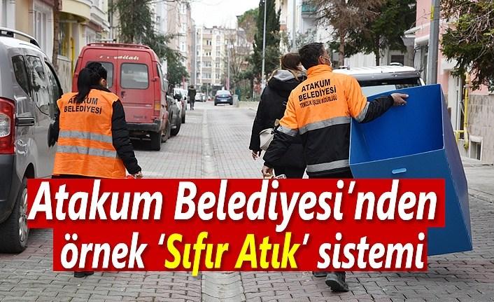 Atakum'da yurttaş-belediye iş birliğiyle hedef 'Sıfır Atık'