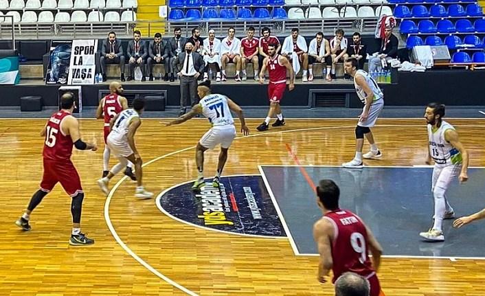 Balıkesir Büyükşehir - Samsunspor 84-75