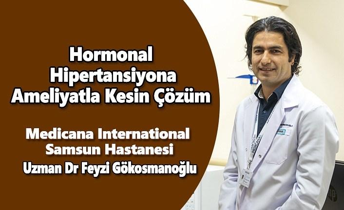 Hormonal Hipertansiyona Ameliyatla Çözüm