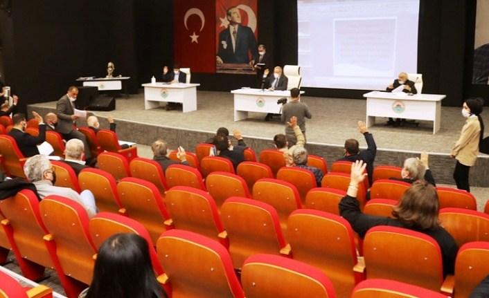 İlkadım Belediyesi 2021 yılı Şubat Ayı Meclis Toplantısı yapıldı