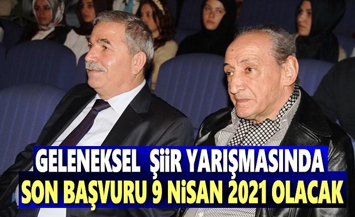 İlkadım Belediyesi Şair Cemal Safi'yi Şiir yarışması ile anacak