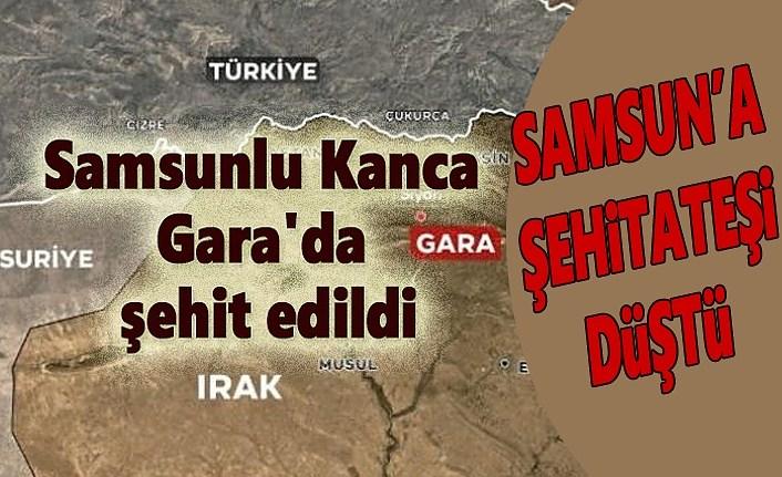 Samsunlu Kanca Gara'da şehit edildi, Muhammet Salih Kanca kimdir?