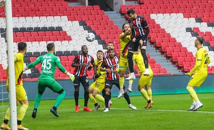 Samsunspor Eskişehirspor 6-1 Maç Özeti, Samsunspor Eskişehirspor maçının golleri