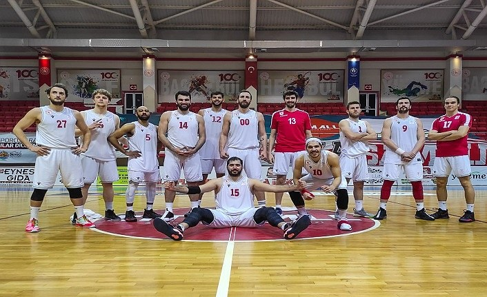 Samsunspor - Finalspor maç sonucu: 85-75