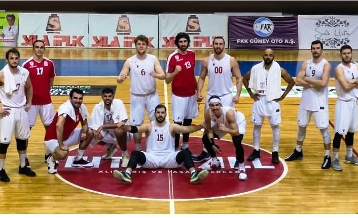 Samsunspor - Kocaeli Kağıtspor : 74 – 71