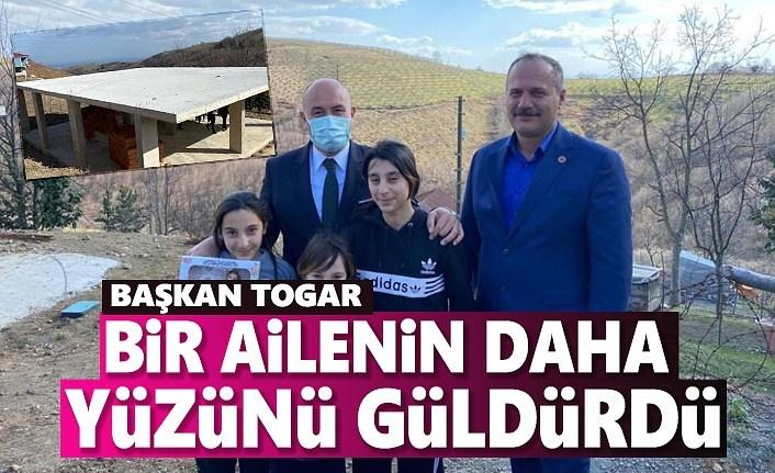 Tekkeköy Belediyesi'nden gönül belediyeciliği