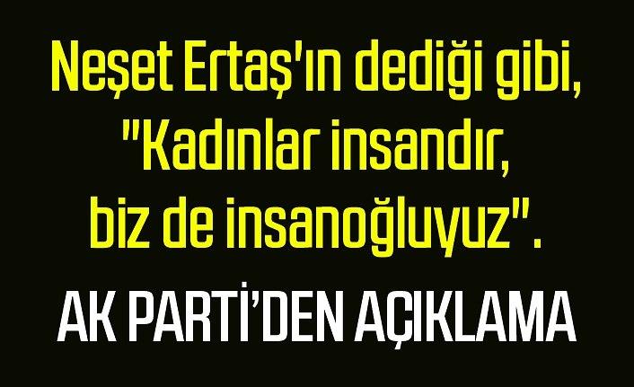 AK Parti'den Samsun'daki kadına şiddet hakkında açıklaması