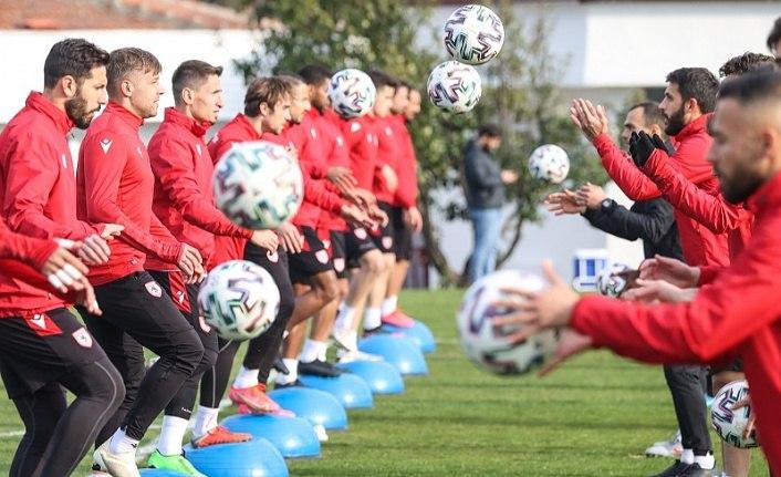 Altınordu maçı hazırları sürüyor, Samsunspor bu hafta kiminle oynuyor?