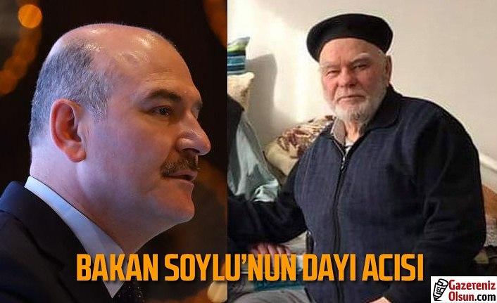 Bakan Süleyman Soylu'nun Dayısı Selami Reis vefat etti