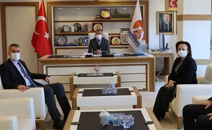 Bölge Müdürü Rifat Silov'dan Başkan Özdemir'e ziyaret, Rifat Silov kimdir?