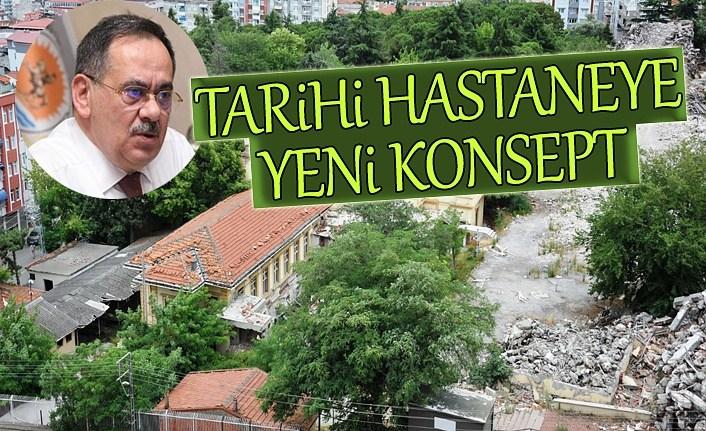 Samsun Büyükşehir Belediyesi'nden Ruh ve Sinir Hastanesine Yeni Konsept