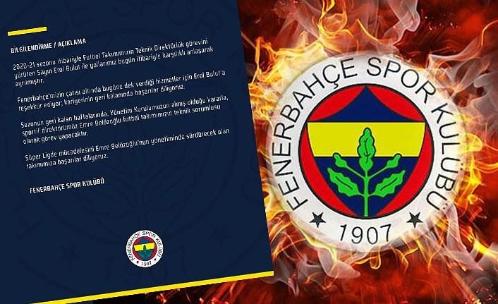 Fenerbahçe'de Erol Bulut'un yerine kim geldi, Emre Belözoğlu kimdir?