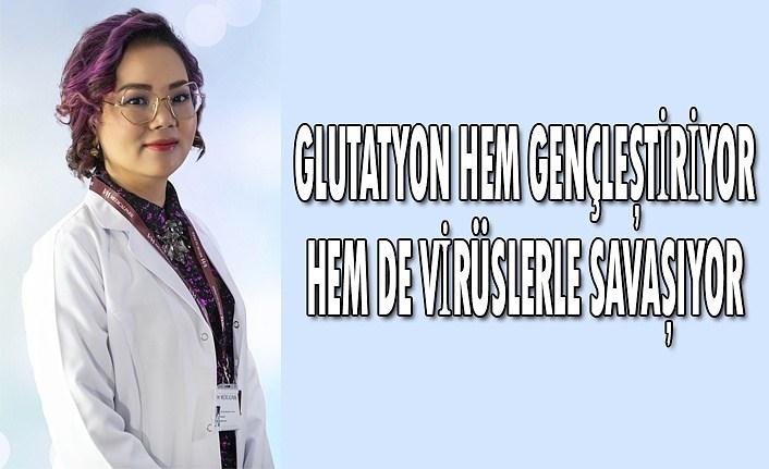 Glutatyon hem gençleştiriyor hem de virüslerle savaşıyor