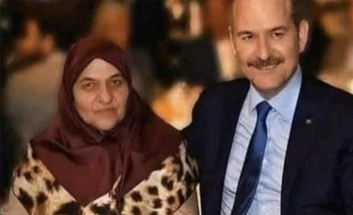 İçişleri Bakanı Süleyman Soylu'nun annesi Servet Soylu vefat etti