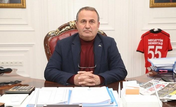 İlkadım Belediyesi'nden Şehitler için başsağlığı mesajı