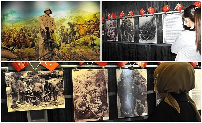 Kent Müzesi'nde 18 Mart sergisi, Samsun Kültür Sanat