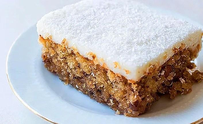 Kıbrıs tatlısı nasıl yapılır? Kıbrıs tatlısı yapılışı
