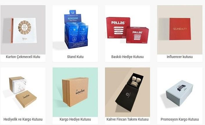 Kraft Kutu İmalatında Kaliteli Çözümler Milim Matbaa'da