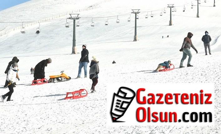 Ladik Kayak Merkezi için Cumartesi kararı! Ladik Kayak Merkezi açık mı?