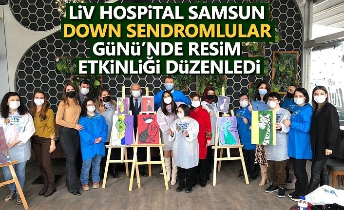 Liv Hospital'dan Down Sendromlular Gününe Özel Etkinlik