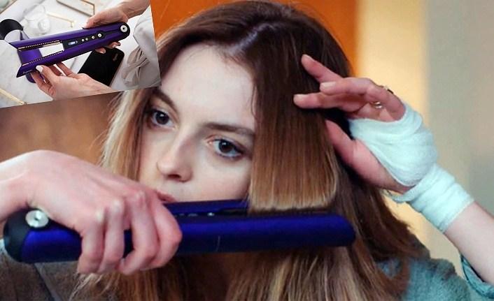Sadakatsiz saç düzleştiricisi hangi marka?