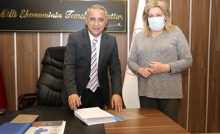 Samsun'da Çiftlik Muhasebe Veri Ağı (ÇMVA) Projesi ile destek verilecek