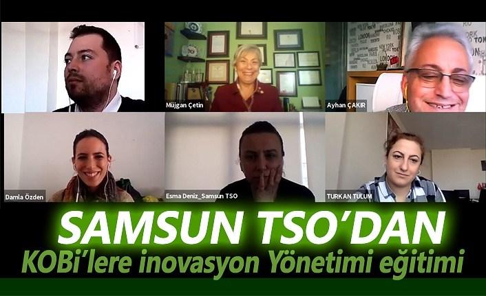 Samsun TSO'dan KOBİ'lere İnovasyon Yönetimi eğitimi