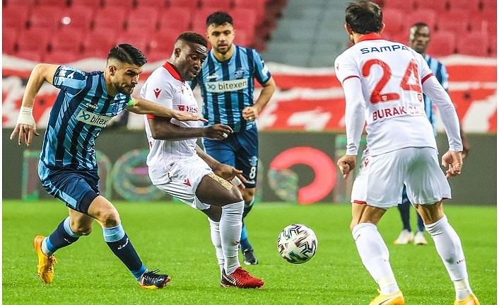 Samsunspor Adana Demirspor Maç Özeti (06 Mart 2021 Cumartesi)
