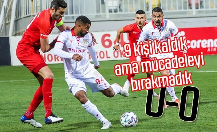 Samsunspor Altınordu maç sonucu 0 - 0 Samsunspor Puan durumu