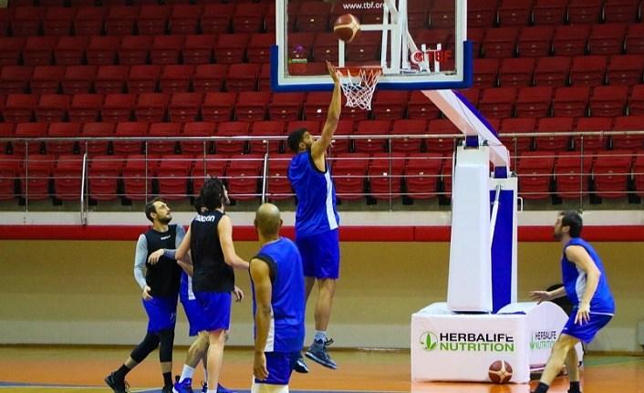 Samsunspor Basket Budo Gemlik'e hazırlanıyor